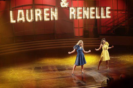 Renelle and Lauren